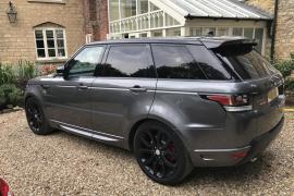 Range Rover Sport SDV6 Autobiography Dynamic